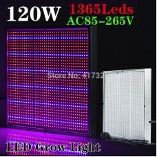 Лампа LED 40 Вт 1365 светодиодов с системой подвеса