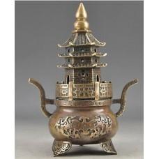 Курильница для благовоний (пагода)