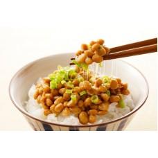 Натто (хранящиеся бобы) / Natto
